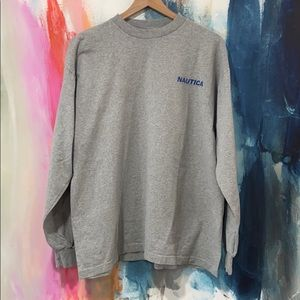 🔥VINTAGE🔥Nautica Long Sleeve Shirt.